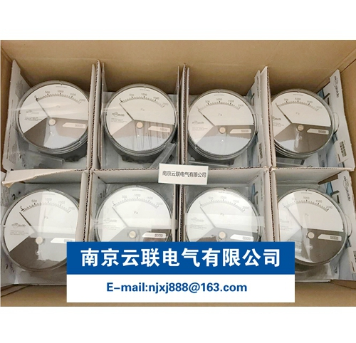WIKA A2G Differential pressure gauge